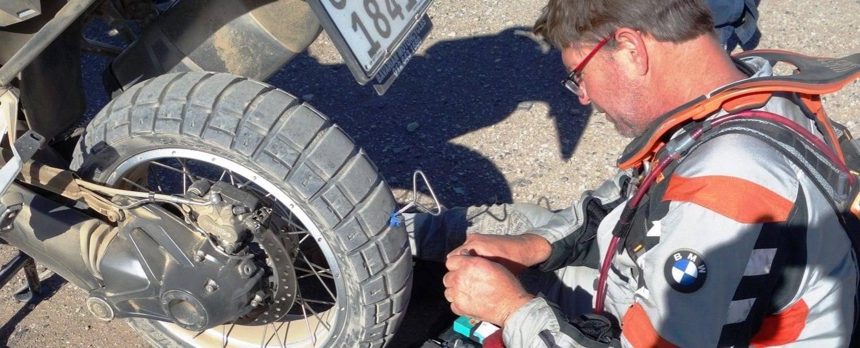 BERRT Bush Workshops voor offroad motorreizen