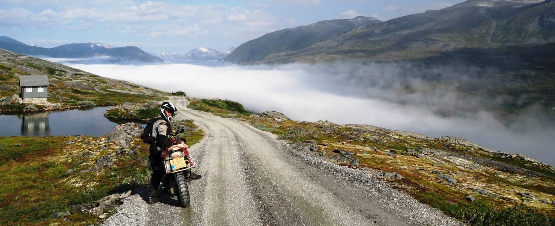 Allroad motorreis Noorwegen met BERRT