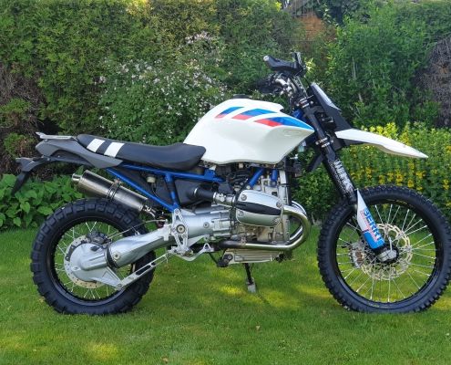 BMW R 1150 Rally conversion kit