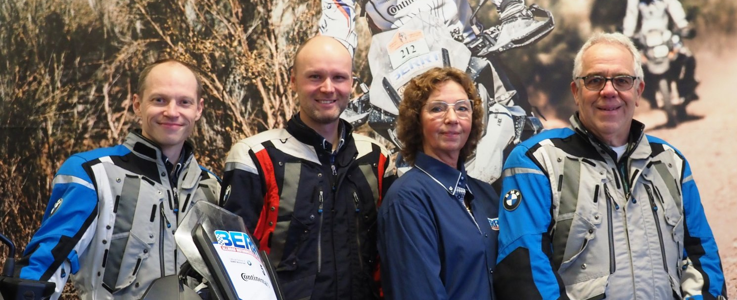 Team BERRT Allroad Reizen en Trainingen