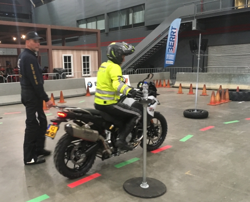 MOTORbeurs Utrecht GS DiscoveRide - BERRT