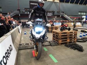BMW Motorrad Indoor GS Trophy op Motorbeurs Utrecht 2020 georganiseerd door BERRT