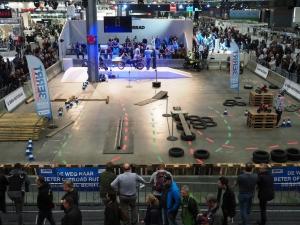 BMW Motorrad Live Arena op Motorbeurs Utrecht 2020 met BERRT