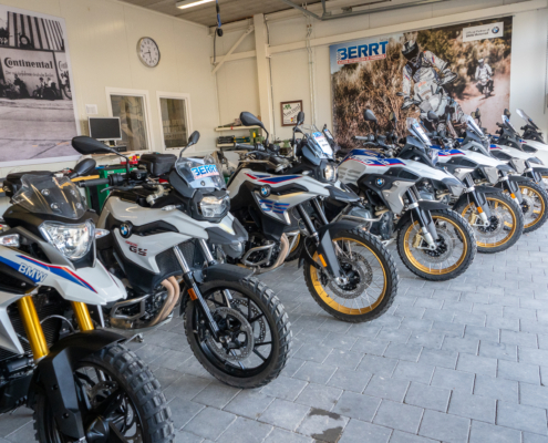 Jonge BMW GS motoren voor verkoop - occasions met lage kilometerstanden