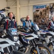 Team BERRT startklaar voor trainingen en ritten in 2020