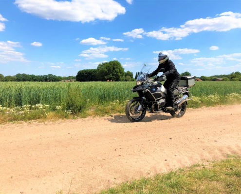 BERRT Allroad motorcursus - offroad motorrijden voor beginners