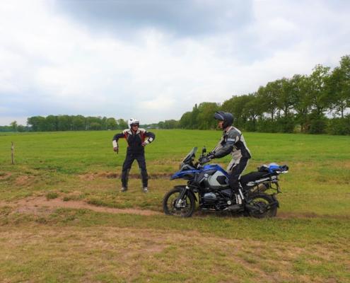 BERRT Allroad motortraining - offroad rijden voor beginners