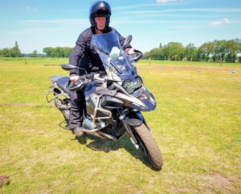 BERRT Allroad motortraining - rijvaardigheidstraining offroad voor beginners