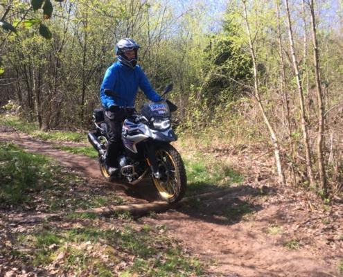 BERRT Allroad rijvaardigheidstraining - offroad voor beginners