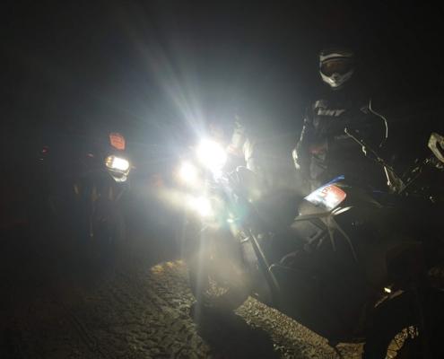 BERRT Furstenau Nachtrit 2019 - uniek offroad avontuur in het donker
