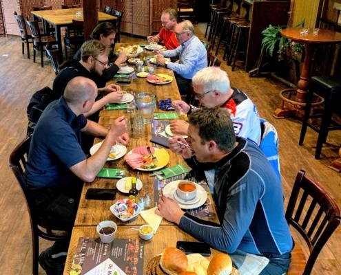 BERRT Allroad Basic Training - Cursus offroad motorrijden met uitgebreide lunch in Diepenheim