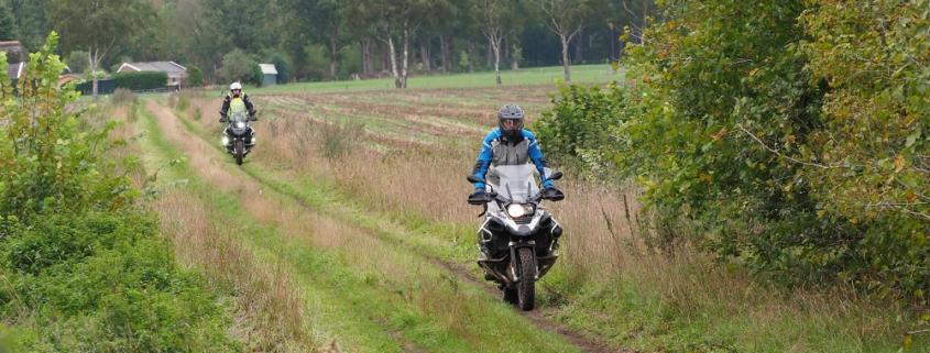 10 Tips voor zelf rjden TET Route met de zware allroad motor