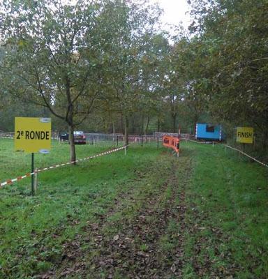 Jan van Beek rit ZAMC BERRT allroad rit 2020