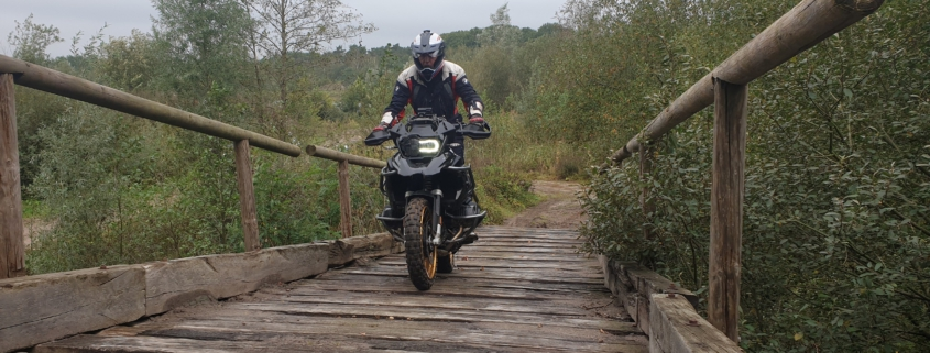 Experience Island Allroad event 2020 uitdagend offroad parcours