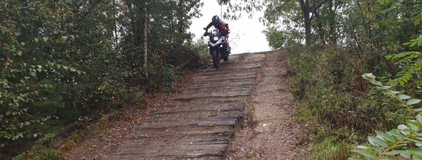 Experience Island Allroad event 2020 uitdagend offroad parcours en offroadrit