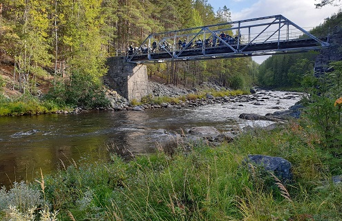Noorwegen Allroad motorreis BERRT