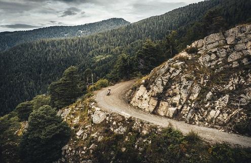 BERRT Alps Tourist Trophy Allroad rally Alpen Frankrijk Italie - motorreis offroad