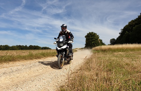BERRT Battlefield Allroad tour Frankrijk motorreis offroad