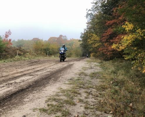 BERRT Driedaagse - De schoonheid van Nederland ontdekken met offroad motorrijden