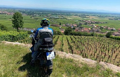 BERRT Vogezen Allroad tour Frankrijk motorreis offroad