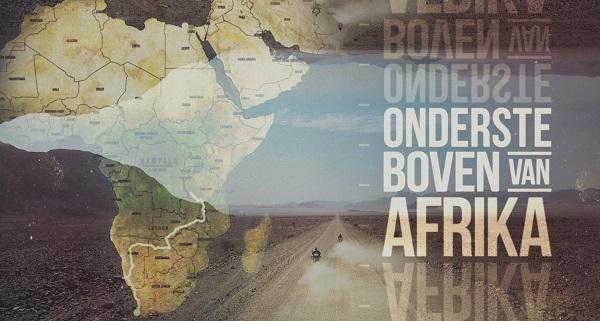 Ondersteboven van Afrika BNNVARA NPO 2 motorreis