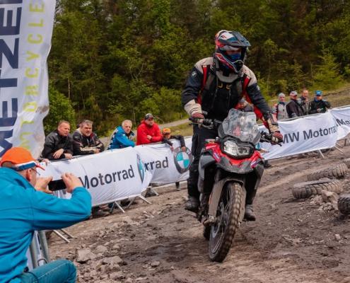 BMW Motorrad GS Trophy Qualifier Team Nederland met BERRT - Rijvaardigheid offroad