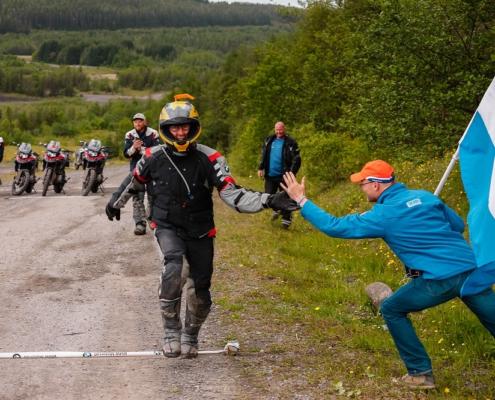BMW Motorrad GS Trophy Qualifier Team Nederland met BERRT - Veelzijdigheid gevraagd
