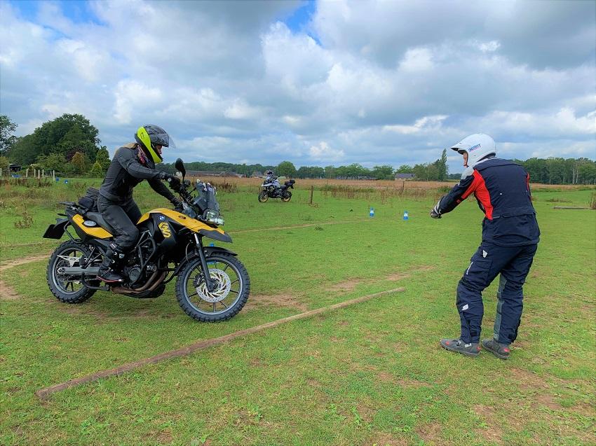 BERRT Allroad Basic Training Offroad als start van jouw offroad motor avontuur
