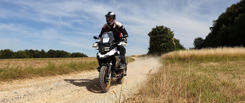 Battlefield Tour Frankrijk offroad motorreis op de allroad met BERRT