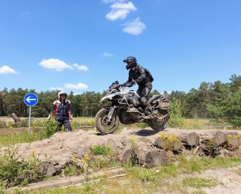 Furstenau Intermediate Training obstakels rijden oefenen - BERRT offroad voor allroads