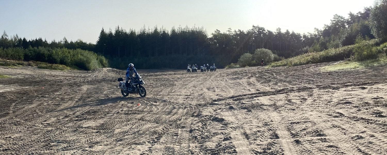 Furstenau Intermediate Training Offroadpark - BERRT offroad voor allroads
