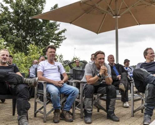 Prijsuitreiking - BMW Motorrad GS Trophy 2022 Pre-Qualifier - BERRT